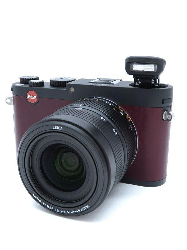 【Leica】【Tokyo Station 100years】【限定5台】ライカ『X Vario Typ 107 ブラック』コンパクトデジタルカメラ 1週間保証【中古】