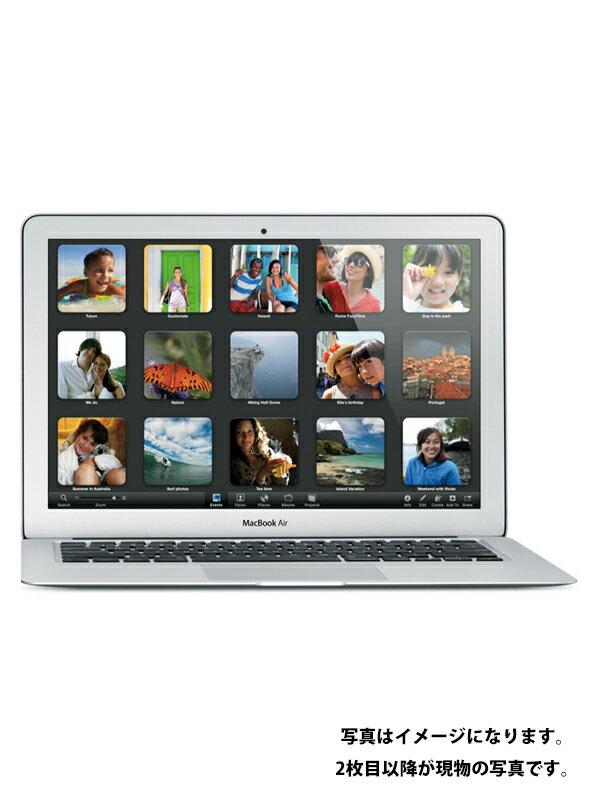 【Apple】アップル『MacBook Air 13.3-inch Mid 2012』MD231J/A Mid 2012 ノートパソコン 1週間保証【中古】