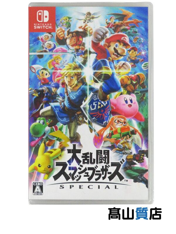 【Nintendo】任天堂 『大乱闘スマッシュブラザーズ SPECIAL』switch ゲームソフト 1週間保証【中古】