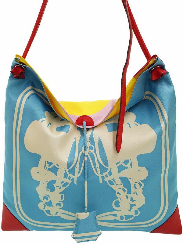 【HERMES】【ポーチ付】【BRIDES de GALA】エルメス『シルキーシティMM 式典用馬鞄』H077734CKAC D刻印2019年製 レディース ショルダーバッグ 1週間保証【中古】