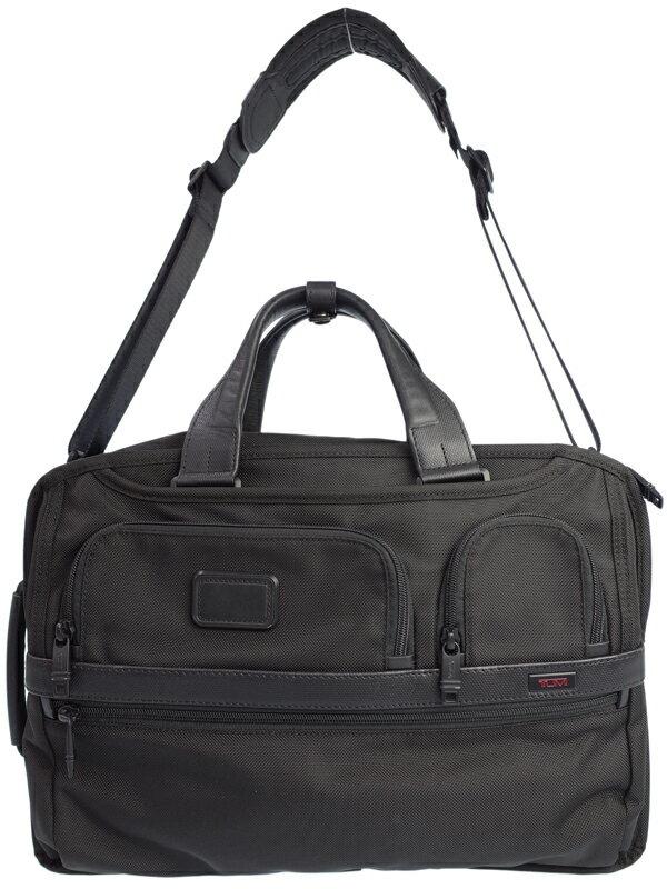 【TUMI】【バックパック】トゥミ『アルファ2 スリーウェイ ブリーフ』26180D2 メンズ ビジネスバッグ 1週間保証【中古】