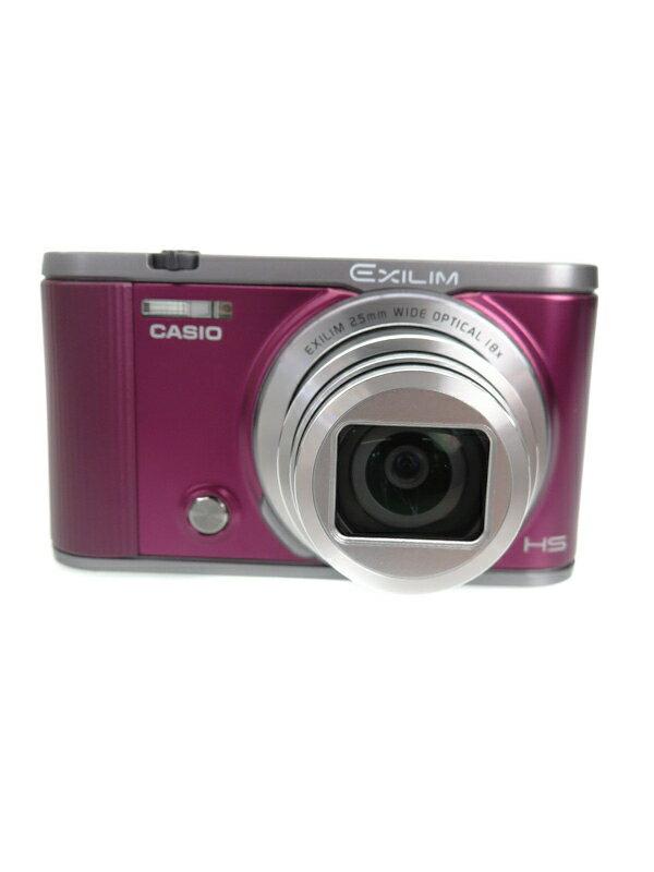 【CASIO】カシオ『EXILIM(エクシリム) EX-ZR1700』コンパクトデジタルカメラ 1週間保証【中古】