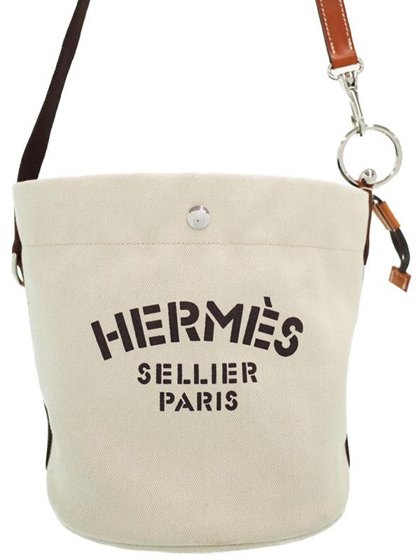 【HERMES】エルメス『サック ド パンサージュ』L刻印 2008年製 レディース ショルダーバッグ 1週間保証【中古】
