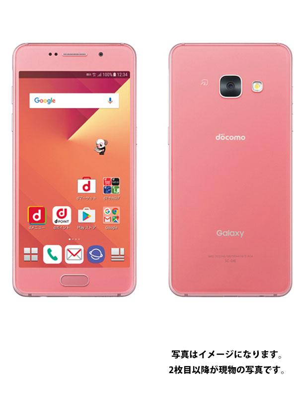 【SAMSUNG】【ギャラクシー】サムスン『Galaxy Feel 32GB ドコモのみ オパールピンク』SC-04J 2017年6月発売 スマートフォン 1週間保証【中古】