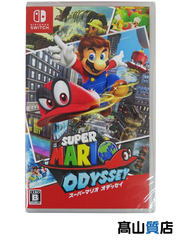 【Nintendo】任天堂 『スーパーマリオ オデッセイ』switch ゲームソフト 1週間保証【中古】