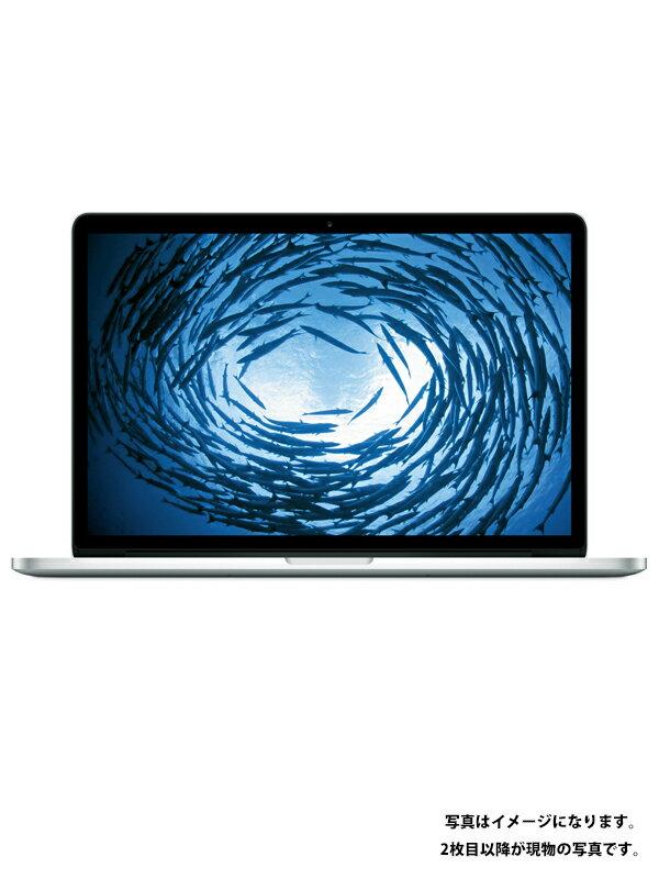 【Apple】アップル『MacBookPro 15.4-inch Mid 2015』MJLU2J/A Mid 2015 ノートパソコン 1週間保証【中古】