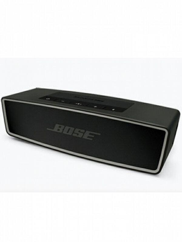 【BOSE】ボーズ『SoundLink Mini Bluetooth speaker II ブラック カッパー』スピーカー 1週間保証【新品】