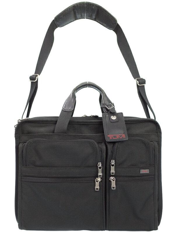 【TUMI】トゥミ『エクスパンダブル コンピューターブリーフケース』26061D4 メンズ ビジネスバッグ 1週間保証【中古】