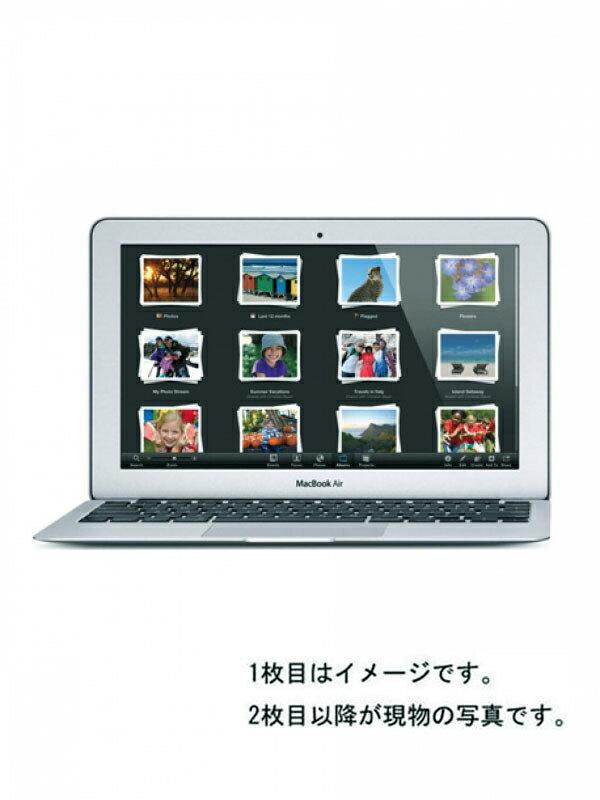 【Apple】アップル『MacBook Air 11.6-inch Early 2015』MJVM2J/A Early 2015 ノートパソコン 1週間保証【中古】