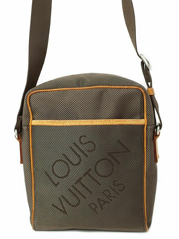 【LOUIS VUITTON】ルイヴィトン『ダミエ ジェアン シタダンNM』M93224 メンズ ショルダーバッグ 1週間保証【中古】