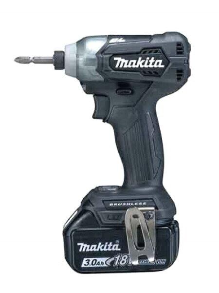 makita マキタ『充電式インパクトドライバ』TD155DRFXBインパクトドライバー18v3.0Ah×21週間保証 新品