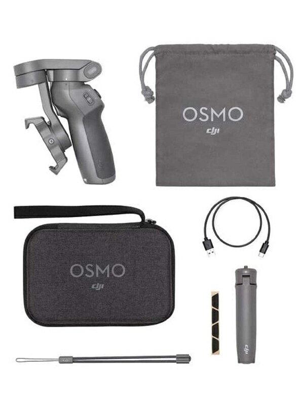 【DJI】ディージェイアイ『OSMO Mobile 3 コンボ』OSMM3C スマートフォン用ジンバル 1週間保証【新品】