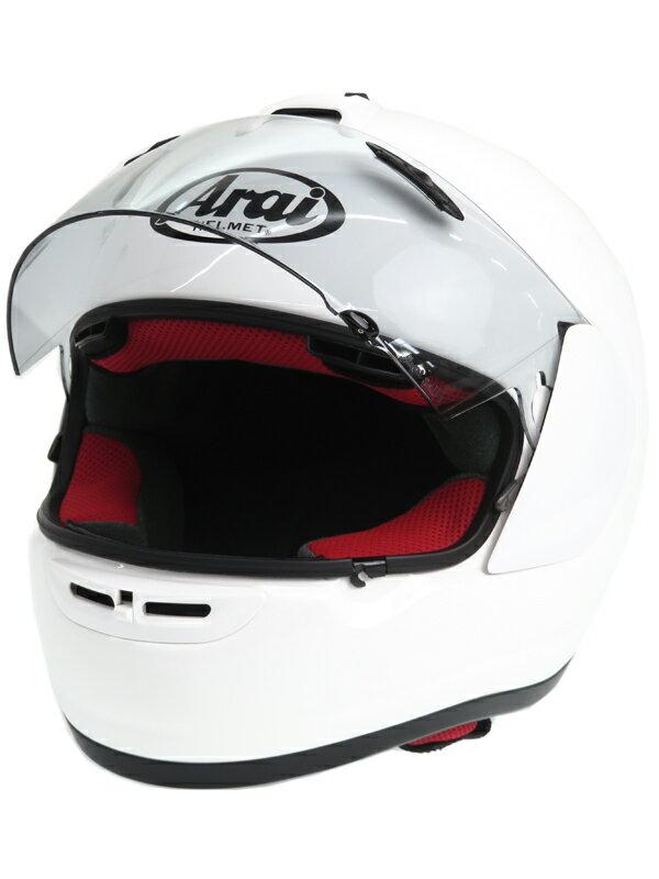 【Arai】アライ『HR-X ホワイト』61-62cm フルフェイス バイクヘルメット 1週間保証【中古】