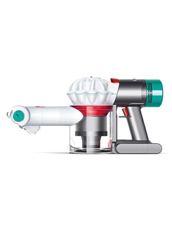 【dyson】ダイソン『V7 Mattress アイアン/ホワイト 布団クリーナー』HH11COM 掃除機 1週間保証【新品】