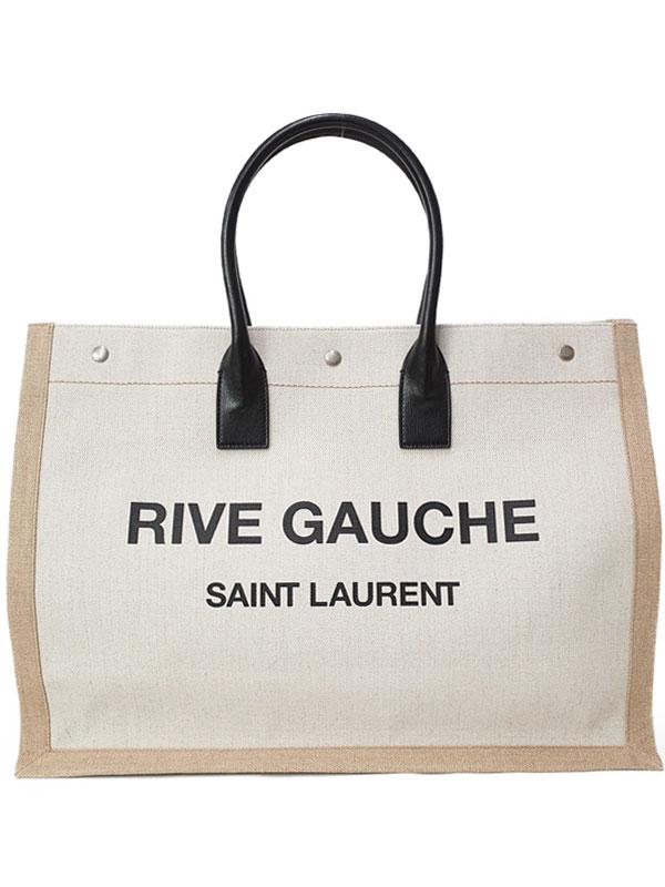 【SAINT LAURENT PARIS】サンローラン『ノエ トートバッグ』499290 レディース 1週間保証【中古】