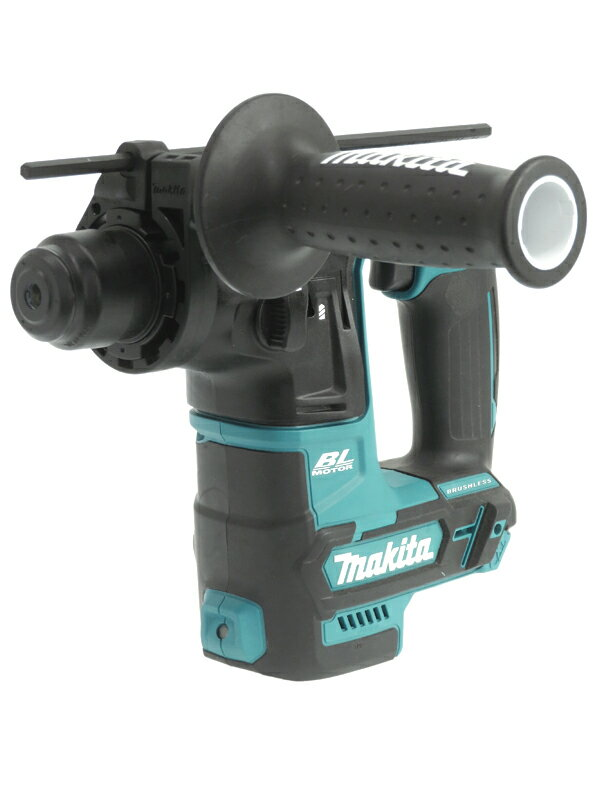 【makita】マキタ『16mm充電式ハンマドリル』HR166DZK 10.8V バッテリ/充電器別売 ハンマードリル 1週間保証【中古】