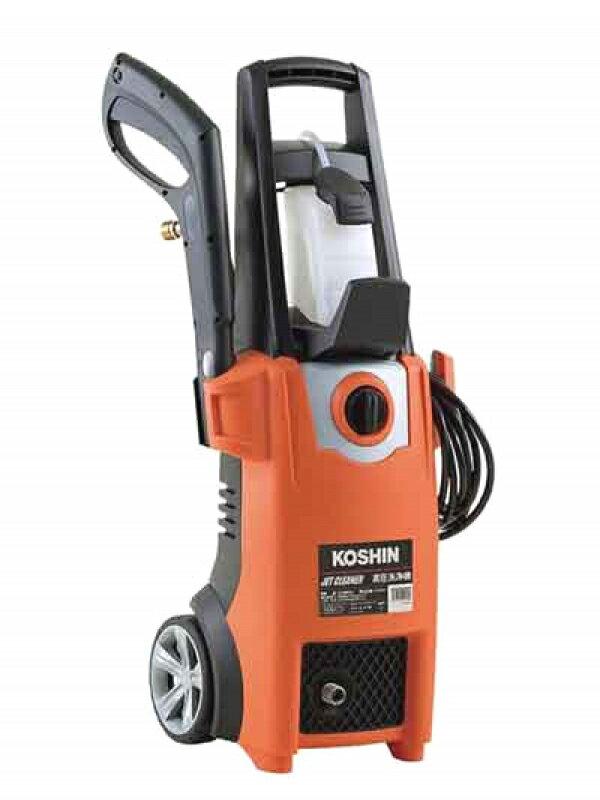 【工進】コウシン『高圧洗浄機ジェットクリーナー』JC-8060W 農機具や家のまわりの洗浄に 最大圧力8.0Mpa 1週間保証【新品】