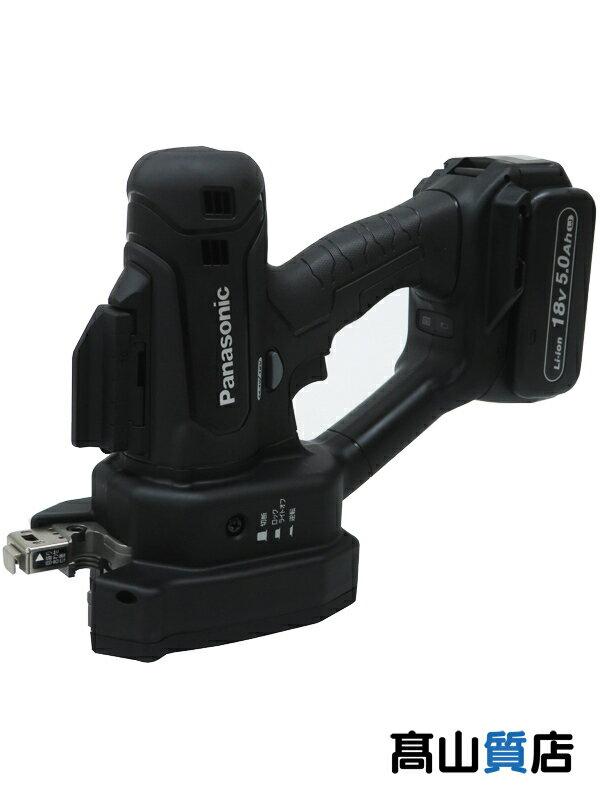 【Panasonic】パナソニック『充電全ネジカッター』EZ45A9LJ2G-B 黒 デュアルシリーズ (14.4V/18V両対応) 18V 5.0Ah 切断工具 1週間保証【新品】