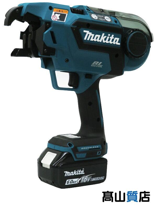 【makita】マキタ『充電式鉄筋結束機』TR180DRGX 18V6.0Ah×2・充電器・ケース付 18V/14.4対応 1週間保証【新品】