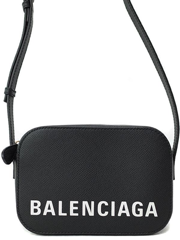 【BALENCIAGA】バレンシアガ『ヴィル カメラバッグ XS』558171 レディース ショルダーバッグ 1週間保証【中古】