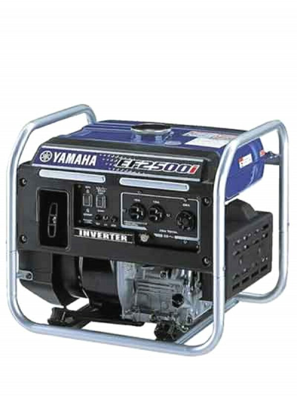 【YAMAHA】ヤマハ『インバーター発電機』EF2500i 2.5kVA オープン型 1週間保証【新品】