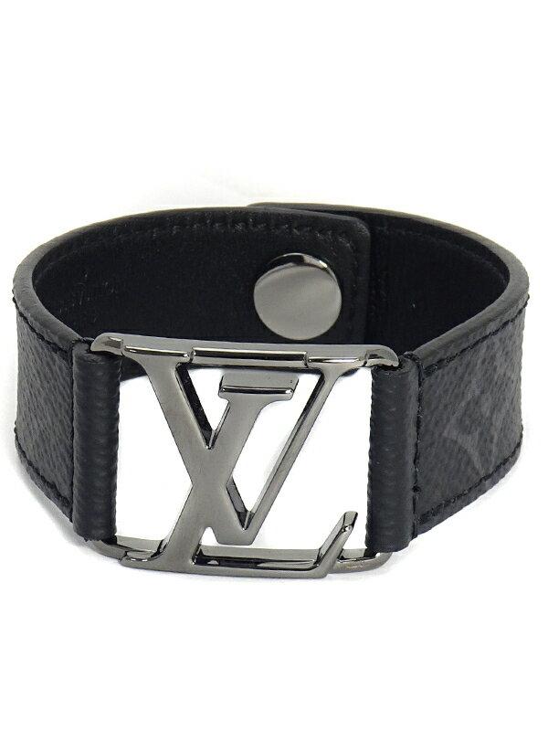 【Louis Vuitton】ルイヴィトン『ブラスレ・ホッケンハイム』M6295D ブレスレット 1週間保証【中古】