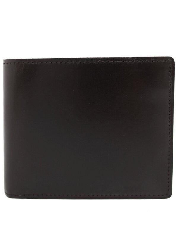 【GANZO】ガンゾ『二つ折り短財布』0057227 メンズ 1週間保証【中古】