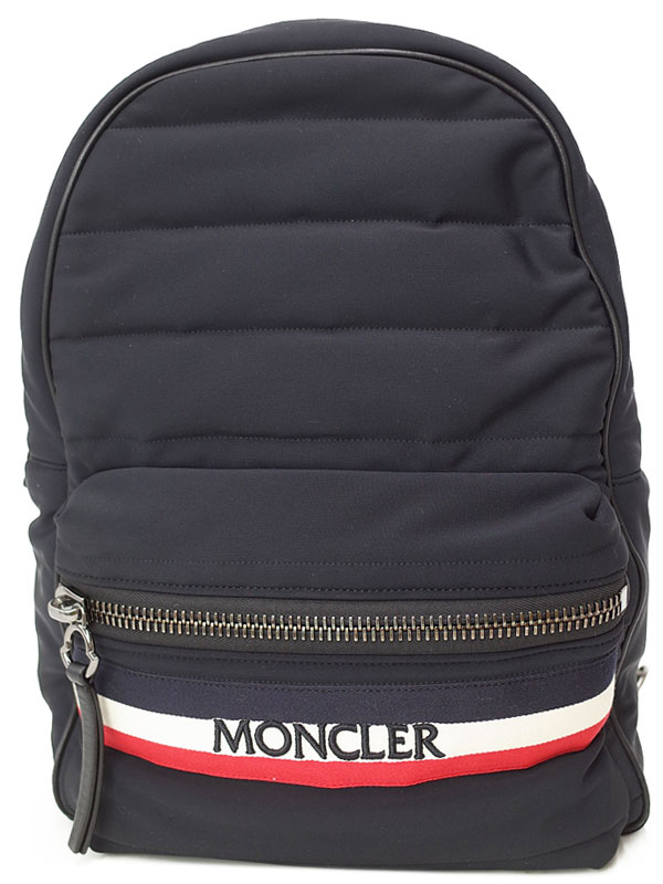 【MONCLER】モンクレール『NEW GEORGE リュックサック』0062300 メンズ バックパック 1週間保証【中古】