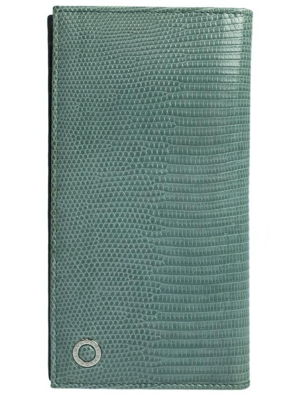 【BVLGARI】ブルガリ『ブルガリブルガリ 二つ折り長財布』285379 メンズ 1週間保証【中古】