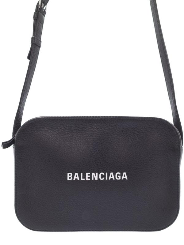 【BALENCIAGA】バレンシアガ『エブリデイ カメラバッグ S』552370 レディース ショルダーバッグ 1週間保証【中古】