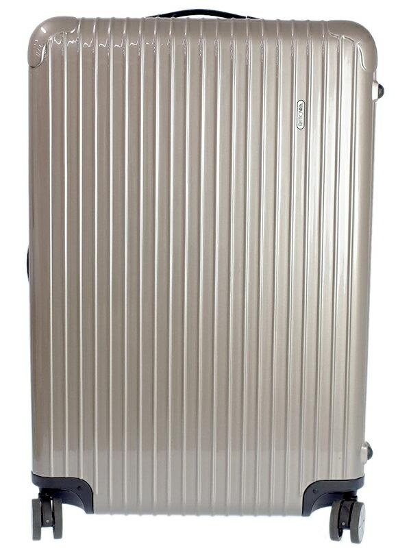 【RIMOWA】【TSAロック】【旅行】リモワ『サルサ スーツケース 104L 4輪』869.77 メンズ レディース キャリーケース 1週間保証【中古】