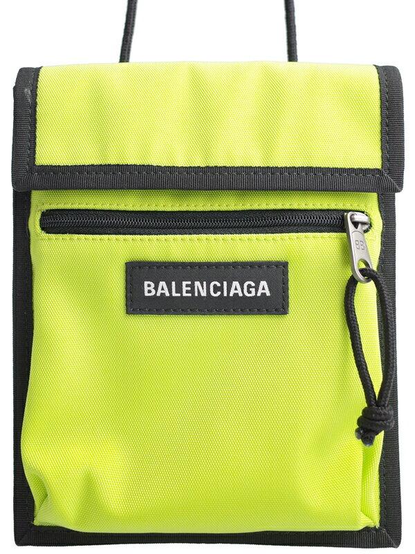 【BALENCIAGA】バレンシアガ『エクスプローラー ポーチストラップ』532298 レディース ショルダーバッグ 1週間保証【中古】