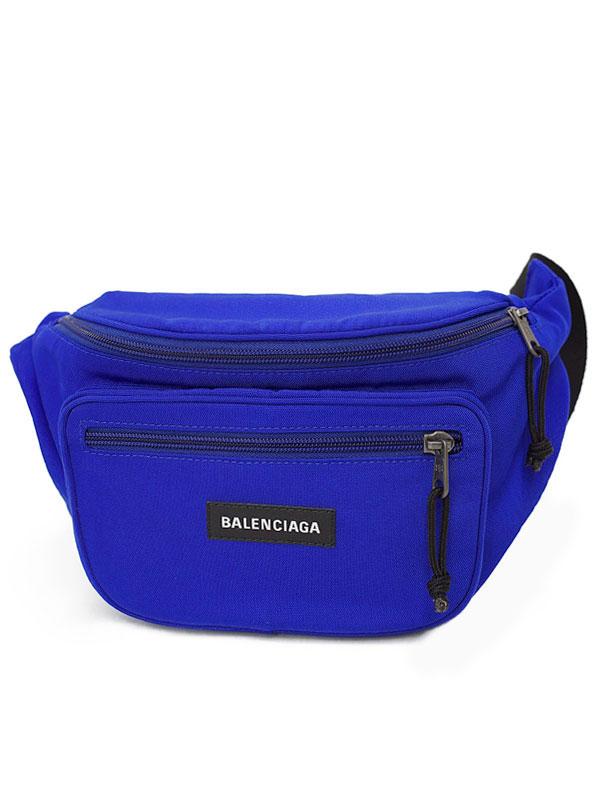 【BALENCIAGA】【EXPLORER】バレンシアガ『エクスプローラー ベルトバッグ』482389 メンズ ボディバッグ 1週間保証【中古】