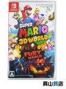 【Nintendo】任天堂『スーパーマリオ 3Dワールド + フューリーワールド』switch ゲームソフト 1週間保証【新品】