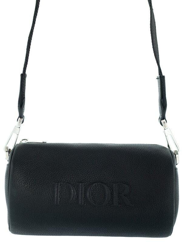 【Christian Dior】【ROLLER】クリスチャンディオール『ローラー メッセンジャーバッグ』1ROPO061YPQ メンズ クロスボディバッグ 1週間保証【中古】