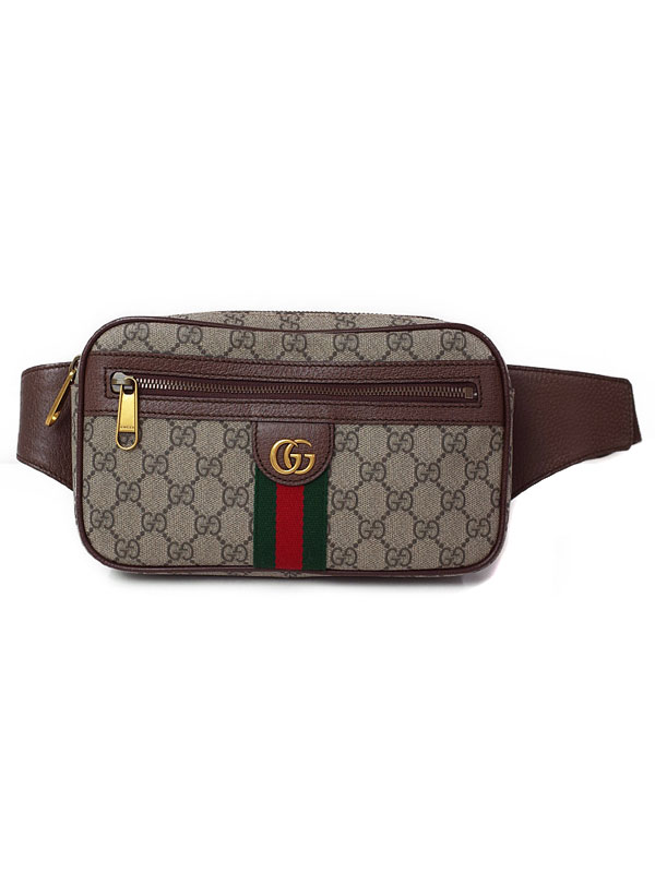 【GUCCI】グッチ『オフィディア GG ベルトバッグ』574796 メンズ ボディバッグ 1週間保証【中古】