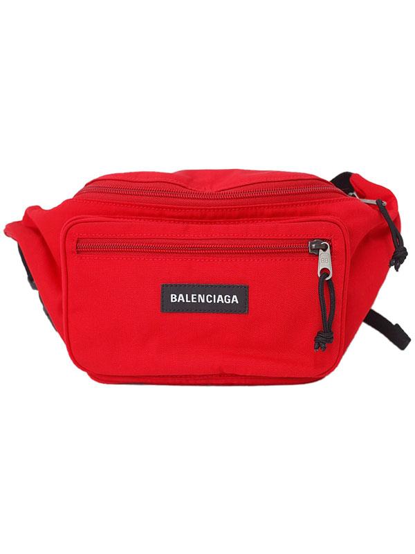 【BALENCIAGA】バレンシアガ『エクスプローラー ベルトバッグ』482389 メンズ ボディバッグ 1週間保証【中古】