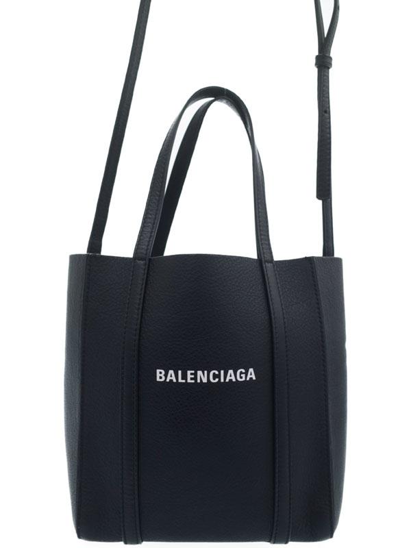 【BALENCIAGA】バレンシアガ『エブリデイ トート XXS』551815 レディース 2WAYバッグ 1週間保証【中古】