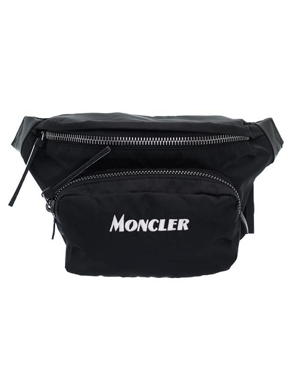 【MONCLER】モンクレール『DURANCE ベルトバッグ』メンズ ボディバッグ 1週間保証【中古】