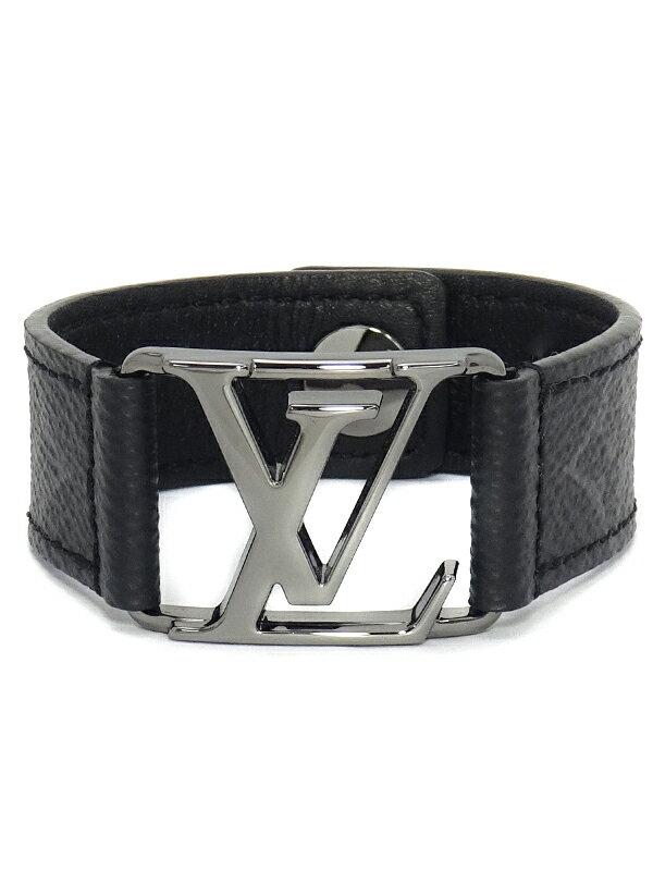 【Louis Vuitton】ルイヴィトン『ブラスレ・ホッケンハイム』M6295E ブレスレット 1週間保証【中古】
