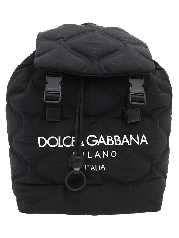 【DOLCE&GABBANA】【リュックサック】ドルチェアンドガッバーナ『パレルモテクニコ バックパック』BM1756 メンズ 1週間保証【中古】