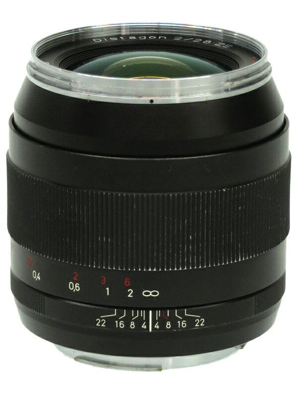 カメラ・ビデオカメラ・光学機器, カメラ用交換レンズ Carl ZeissDistagon T 228 ZEEF 1