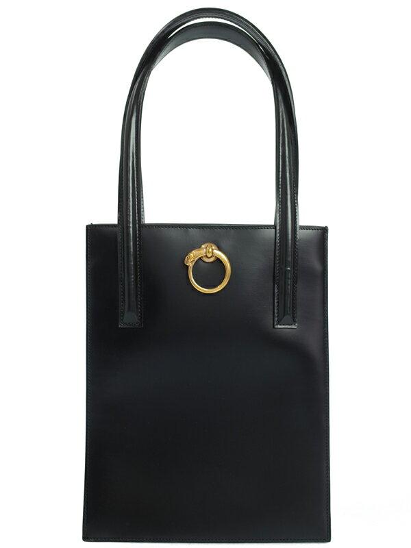 【Cartier】カルティエ『パンテール トートバッグ』レディース 1週間保証【中古】