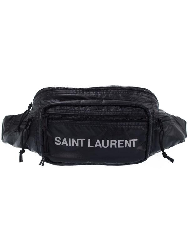 【SAINT LAURENT PARIS】サンローランパリ『ヌックス ボディバッグ』581375 メンズ 1週間保証【中古】