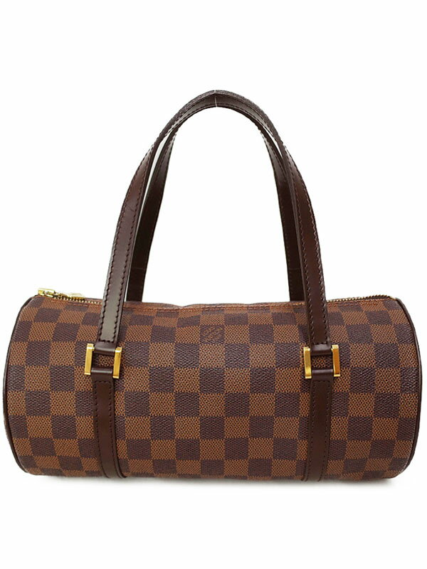 【LOUIS VUITTON】ルイヴィトン『ダミエ パピヨン 26』N51304 レディース ハンドバッグ 1週間保証【中古】