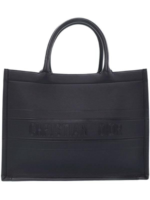 【Christian Dior】クリスチャンディオール『ディオール ブック トート スモールバッグ』M1296ZGSB レディース トートバッグ 1週間保証【中古】