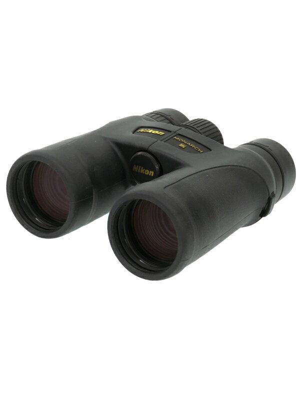【Nikon】ニコン『MONARCH 7 10x42』10倍 42mm 見掛視界60.7° 双眼鏡 1週間保証【中古】