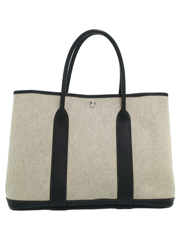 【HERMES】エルメス『ガーデンパーティ36』□N刻印 2010年製 ユニセックス トートバッグ 1週間保証【中古】