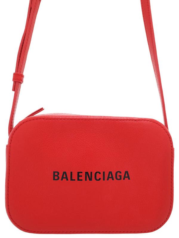 【BALENCIAGA】バレンシアガ『エブリデイ カメラバッグ XS』552372 レディース ショルダーバッグ 1週間保証【中古】