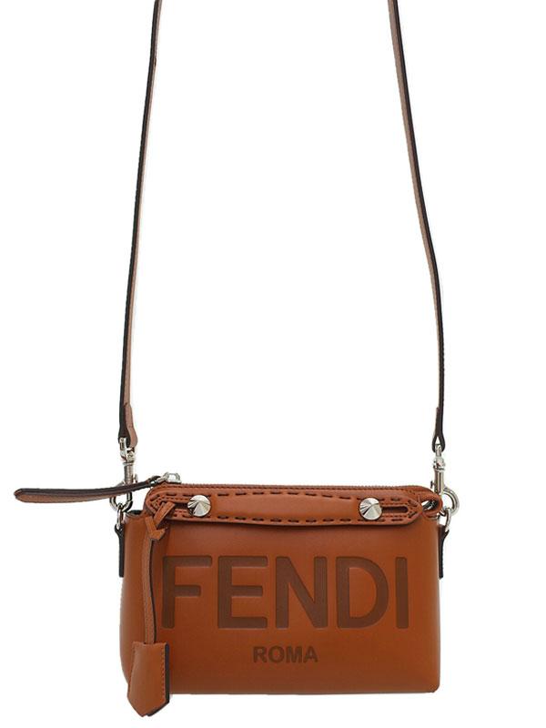 【FENDI】【BY THE WAY】フェンディ『バイ ザ ウェイ スモール』8BL145 レディース 2WAYバッグ 1週間保証【中古】